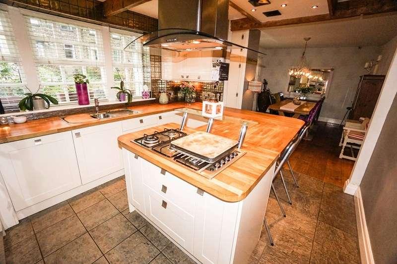 4 Bedrooms Terraced House for sale in Fifth Street, Barrow Bridge