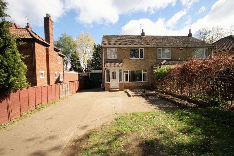 4 Bedrooms Semi Detached House for sale in ACKLAM ROAD, ACKLAM