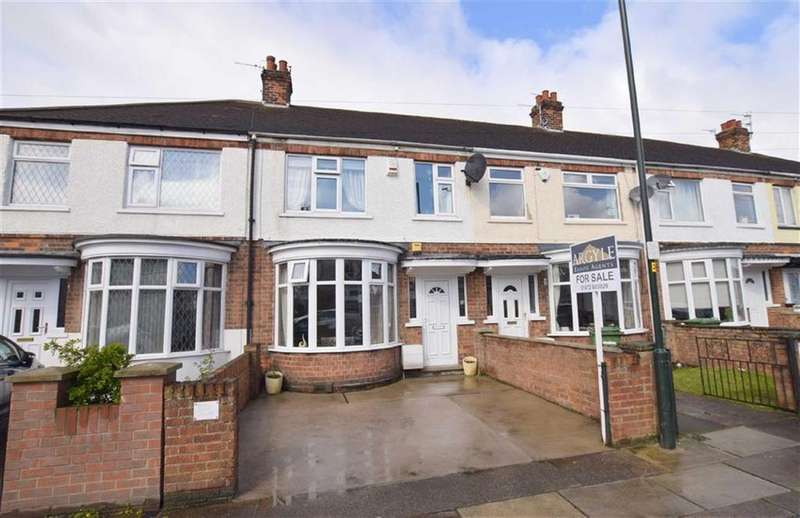 3 Bedrooms Terraced House for sale in Corinthian Avenue, Grimsby, North East Lincolnshire