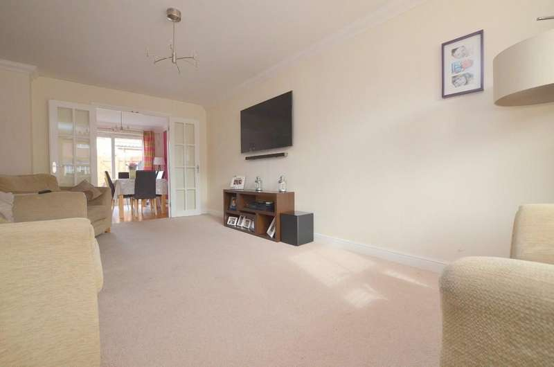 4 Bedrooms End Of Terrace House for sale in Wilkinson Drive, Kesgrave
