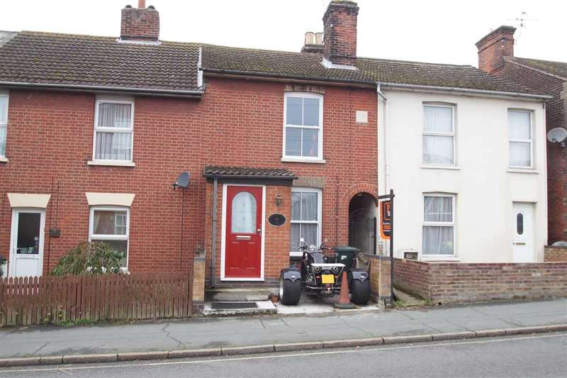 3 Bedrooms Terraced House for sale in Ipswich Road, Colchester