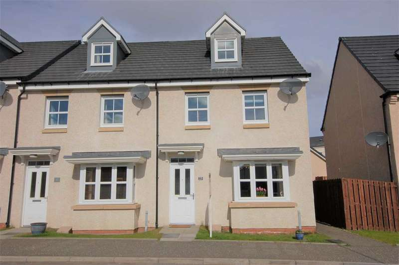 3 Bedrooms End Of Terrace House for sale in Lindsay Street, Dunfermline