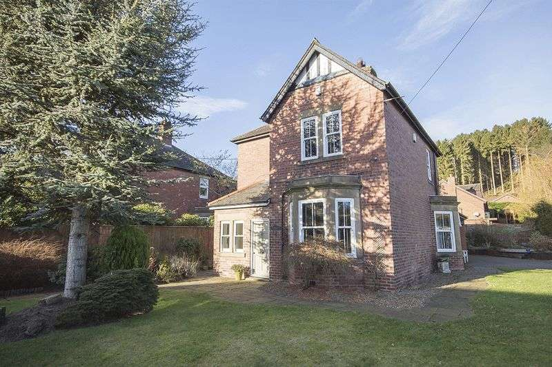 4 Bedrooms Semi Detached House for sale in Lintzford Road, Rowlands Gill