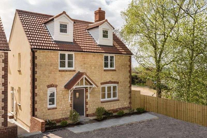 4 Bedrooms Detached House for sale in Squires Court, Corsley