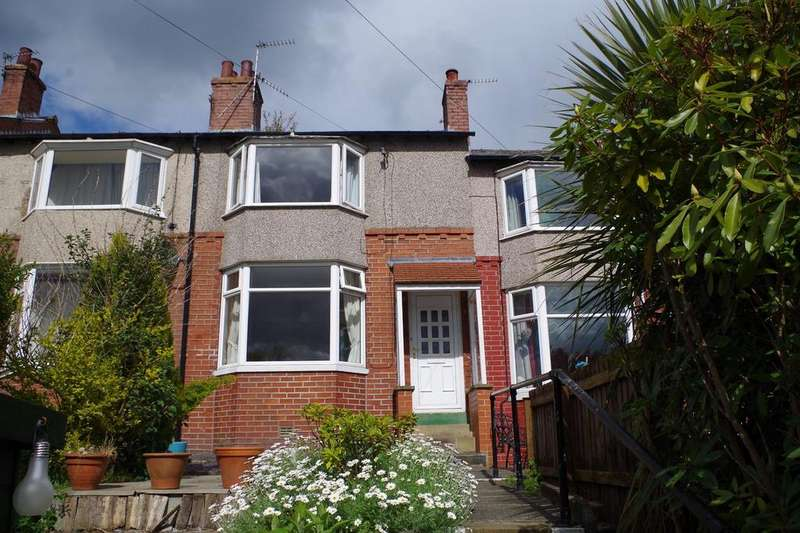 2 Bedrooms Town House for sale in Willowfield Road, Halifax HX2