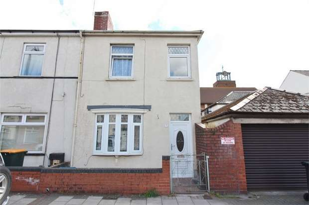 3 Bedrooms End Of Terrace House for sale in Fairfax Road, NEWPORT