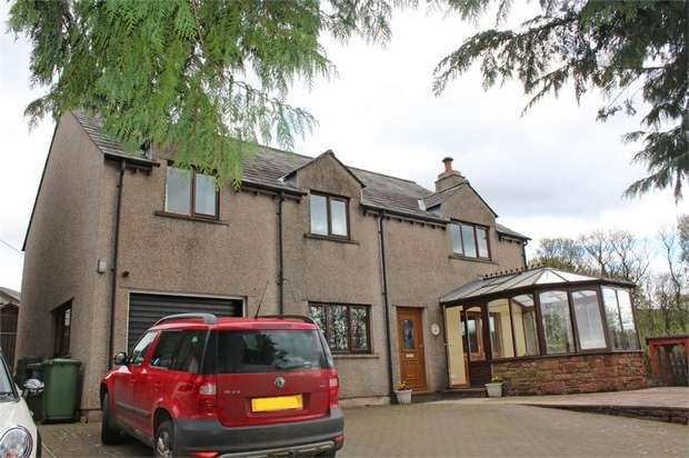 4 Bedrooms Detached House for sale in Galloper Rise, Tebay, Penrith, Cumbria