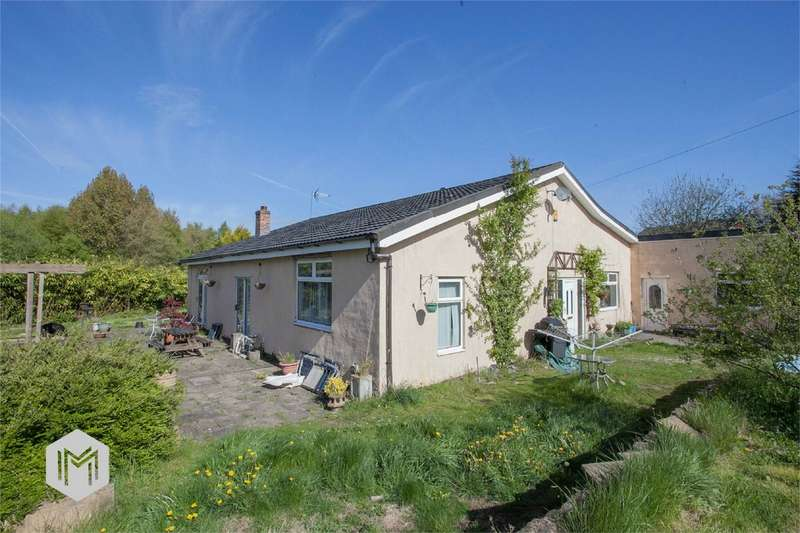 3 Bedrooms Detached Bungalow for sale in Ball Street, Wigan, Lancashire
