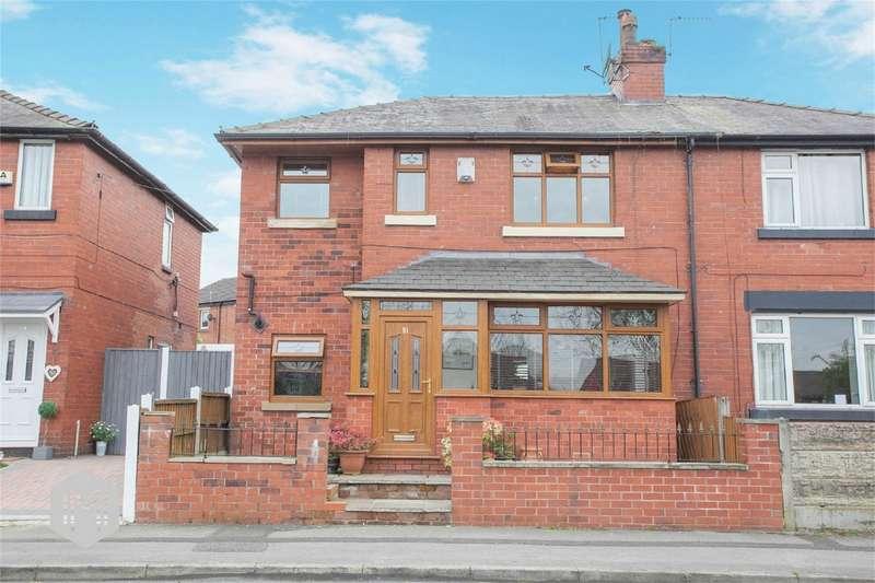 3 Bedrooms Semi Detached House for sale in Bridge Street, Farnworth, Bolton, Lancashire