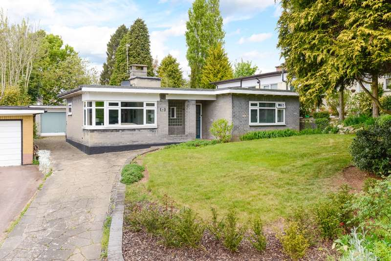 2 Bedrooms Detached Bungalow for sale in Windsor Close, Maidstone, ME14