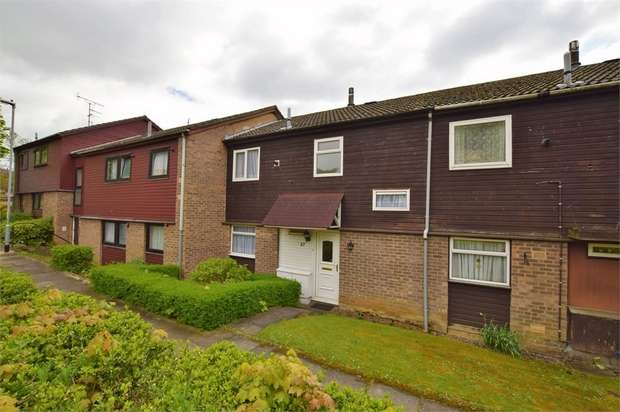 3 Bedrooms Terraced House for sale in Arbour View Court, NORTHAMPTON