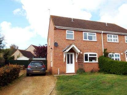3 Bedrooms Semi Detached House for sale in Pott Row, King's Lynn, Norfolk