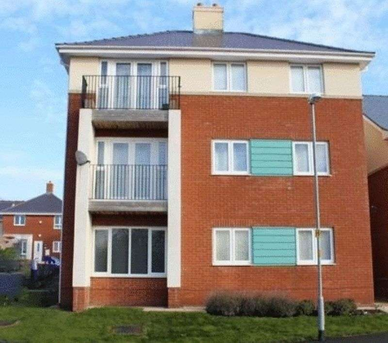 2 Bedrooms Flat for sale in Ashton Bank Way, Preston