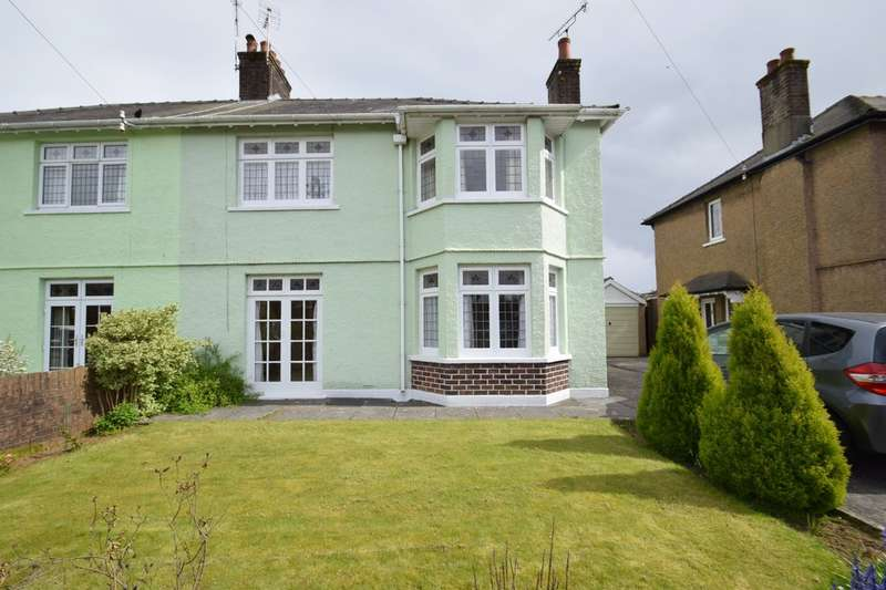 3 Bedrooms Semi Detached House for sale in 19 Bowham Avenue, Bridgend, Bridgend County Borough, CF31 3PD.
