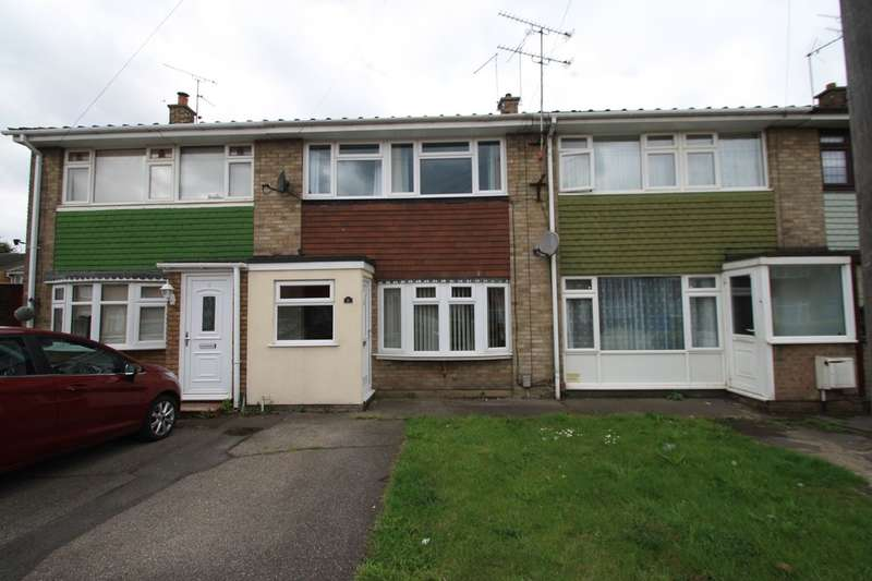 3 Bedrooms Terraced House for sale in Chaucer Close, Tilbury
