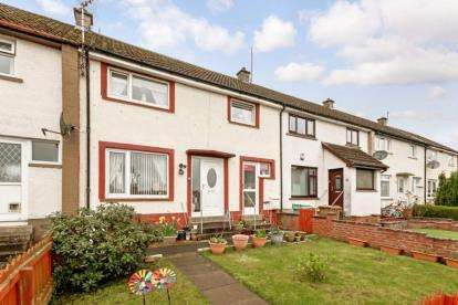 2 Bedrooms Terraced House for sale in Hicks Avenue, Maybole