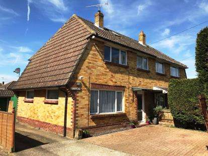 3 Bedrooms Semi Detached House for sale in Cowplain, Waterlooville, Hampshire