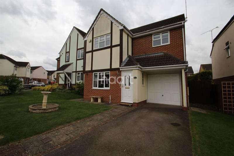 4 Bedrooms Detached House for sale in Lampern Mews, Billericay