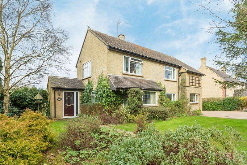 3 Bedrooms Detached House for sale in Cleveley Road, Enstone, Chipping Norton