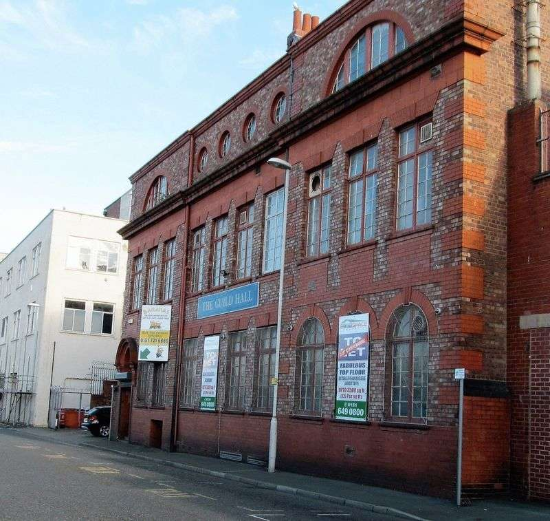 Commercial Property for sale in Guildhall, Oliver Street, Birkenhead