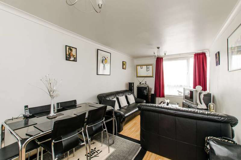1 Bedroom Flat for sale in Oldridge Road, Balham, SW12