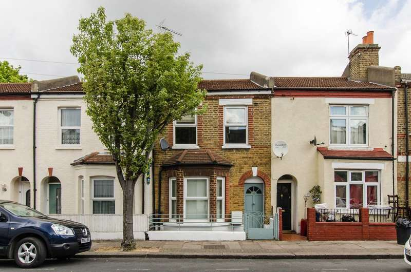 2 Bedrooms Terraced House for sale in Hereward Road, Tooting, SW17