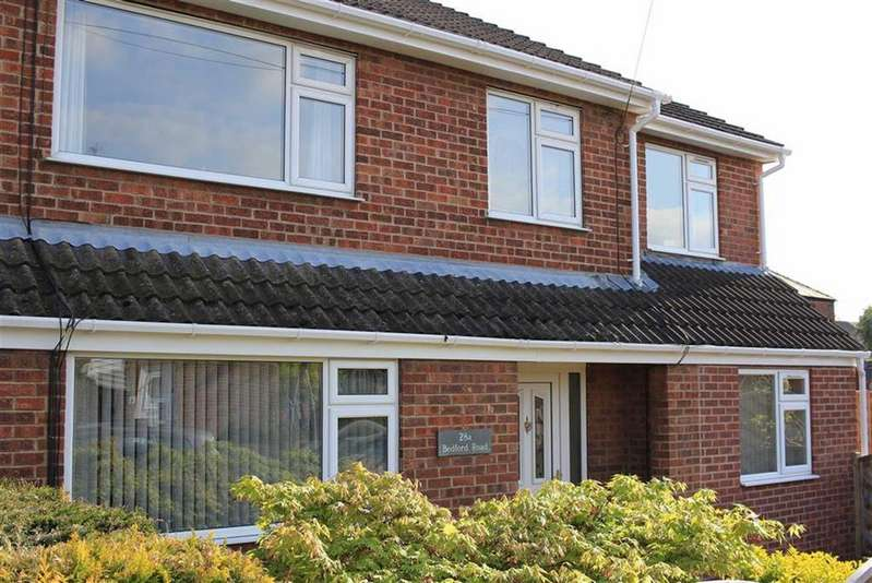 4 Bedrooms Semi Detached House for sale in Bedford Road, Hessle