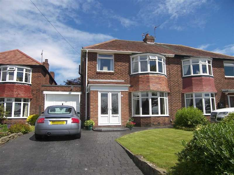 3 Bedrooms Property for sale in Vernon Drive, Monkseaton, Tyne & Wear, NE25