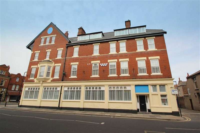 2 Bedrooms Apartment Flat for sale in Station Apartments, Whitley Bay, Tyne & Wear, NE26