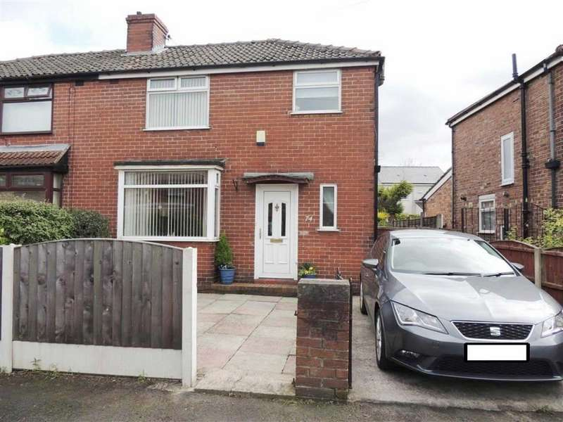 3 Bedrooms Property for sale in Ashdale Crescent, Droylsden, Manchester