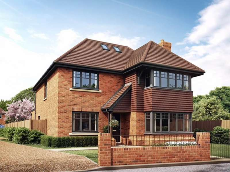 5 Bedrooms Property for sale in Teston Road, Offham, West Malling