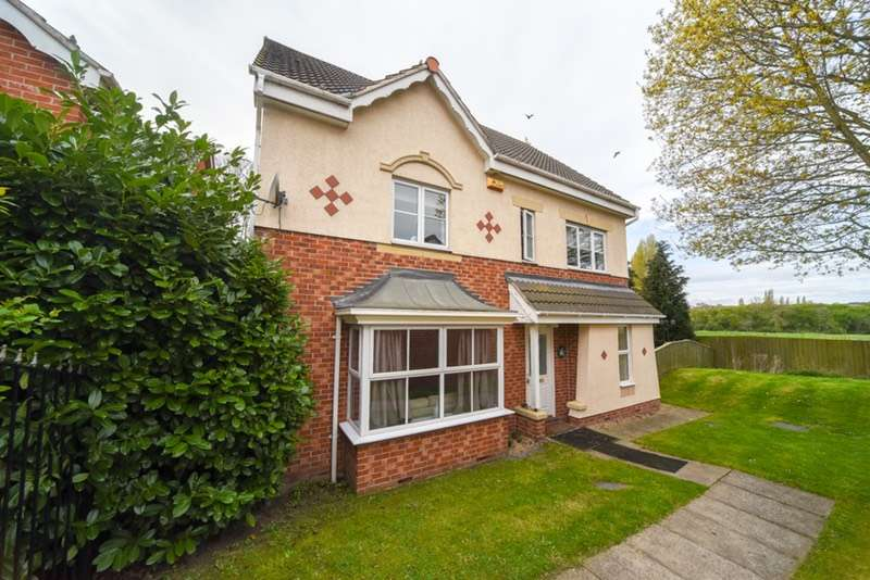 6 Bedrooms Detached House for sale in Ullswater Road, Melton Mowbray, Leicestershire, LE13