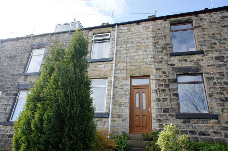 2 Bedrooms Terraced House for sale in Sibbering Row, Deepcar, Sheffield, S36 2SP