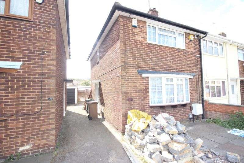 3 Bedrooms House for sale in Dallow Road, Luton