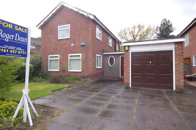 3 Bedrooms Detached House for sale in Patchcroft Road, Peel Hall, Manchester M22