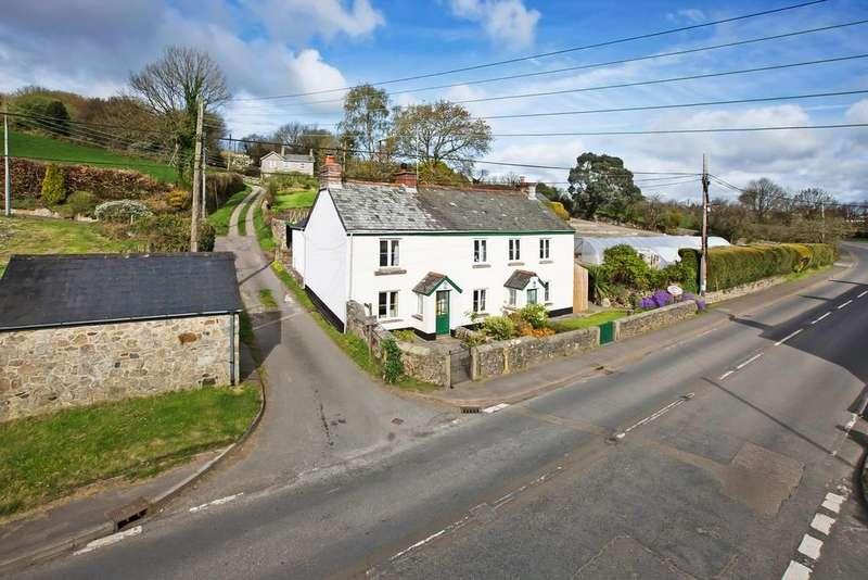 4 Bedrooms Cottage House for sale in Nr Okehampton, Devon