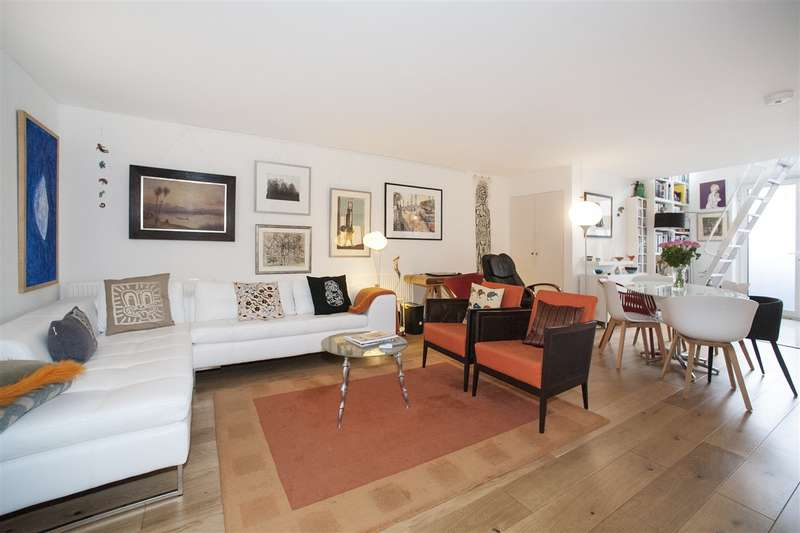 1 Bedroom Flat for sale in Wendell Road, London