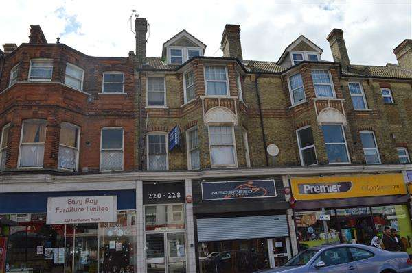 3 Bedrooms Apartment Flat for sale in Westmount House, Northdown Road, Margate