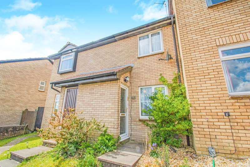 2 Bedrooms Terraced House for sale in Beale Close, Cardiff