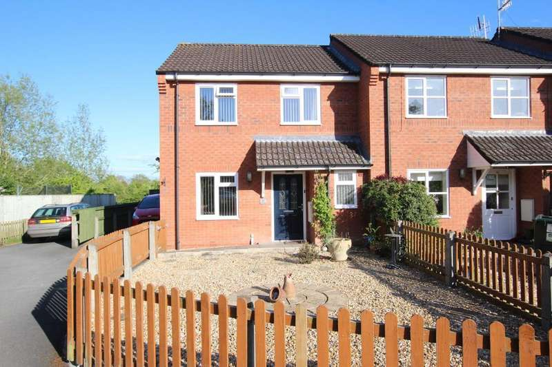 3 Bedrooms Terraced House for sale in The Avenue, Welland, Malvern, Worcestershire, WR13