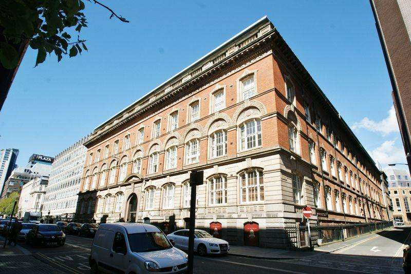 2 Bedrooms Apartment Flat for sale in Old Hall Street, Liverpool