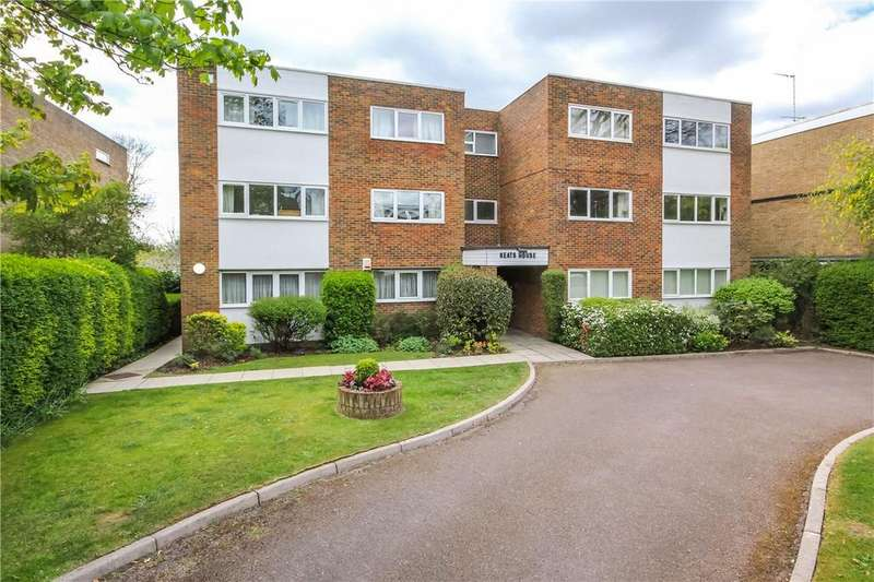2 Bedrooms Flat for sale in Keats House, Harpenden, Hertfordshire