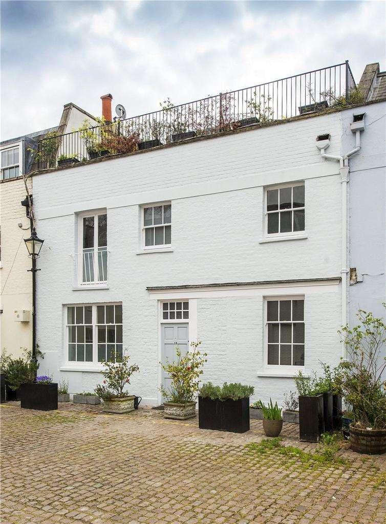 3 Bedrooms House for sale in Napier Place, Kensington, London, W14