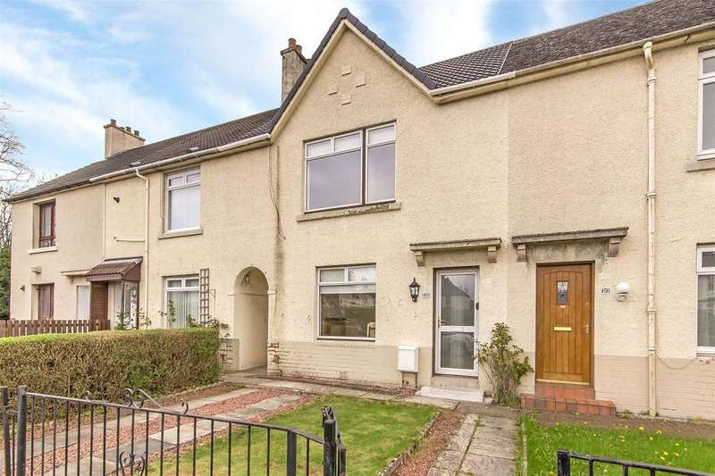3 Bedrooms Terraced House for sale in 189 Drumoyne Road, Drumoyne, Glasgow, G51