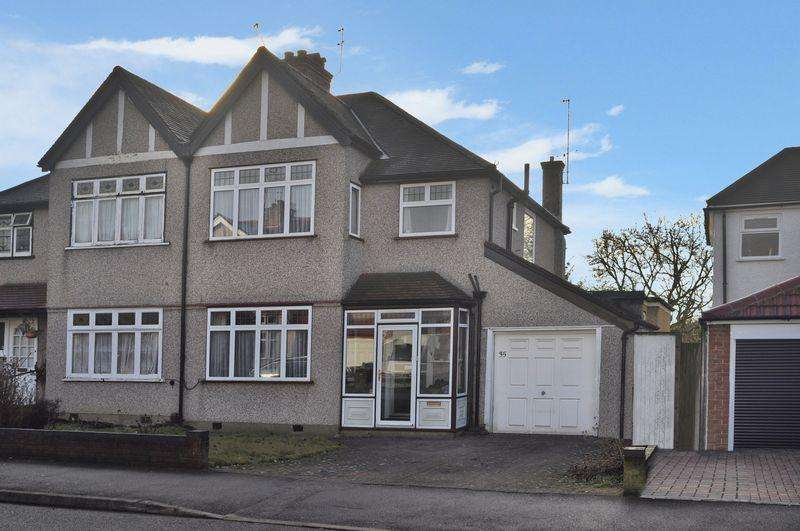 3 Bedrooms Semi Detached House for sale in A handsome 1930's built 3 bedroom Semi Detached house