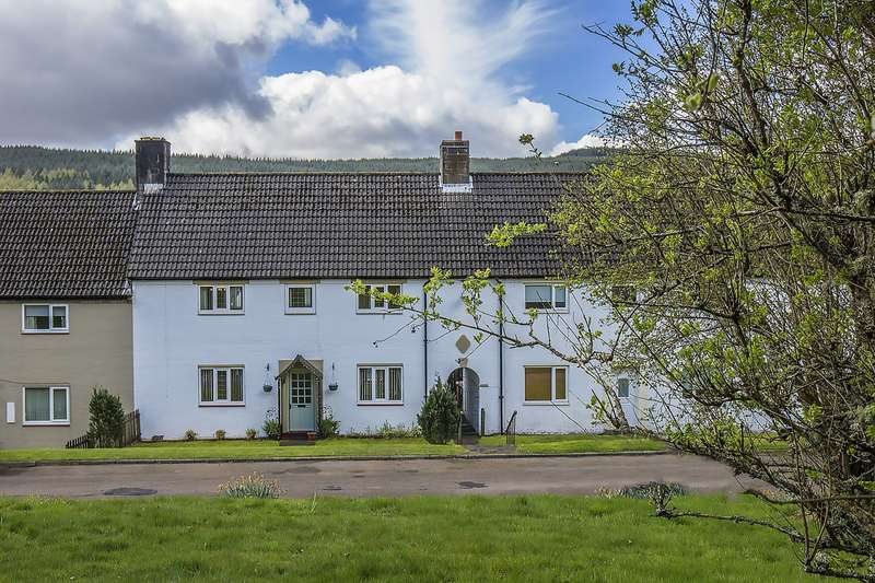 3 Bedrooms House for sale in Otterburn Green, Byrness Village, Newcastle