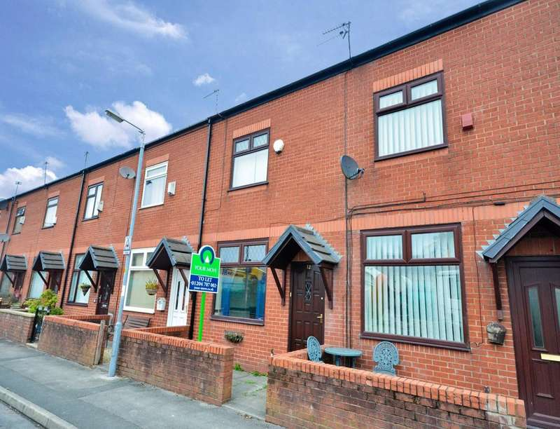2 Bedrooms Property for sale in Railway Street, Farnworth, Bolton, BL4