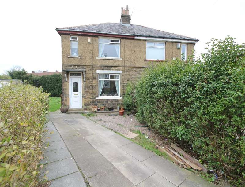 2 Bedrooms Semi Detached House for sale in Mandale Grove, Bradford, BD6