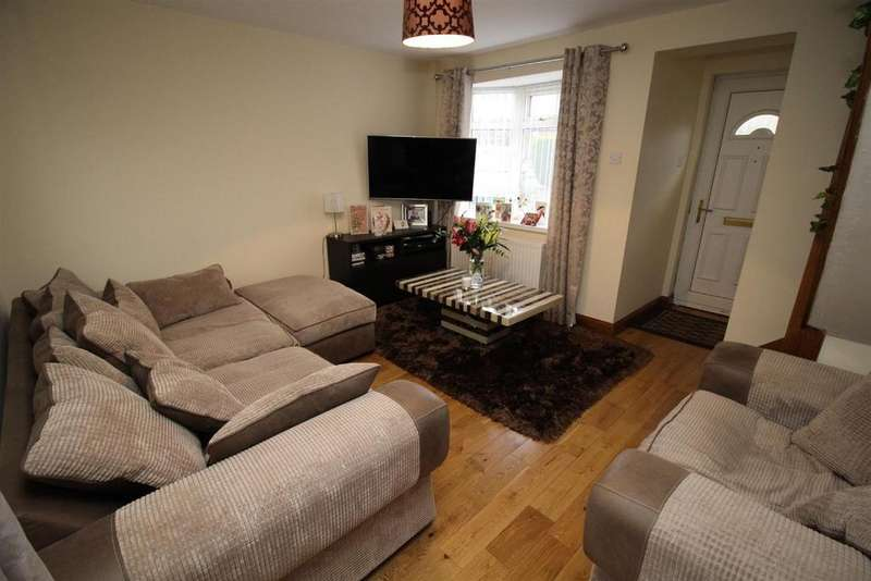 2 Bedrooms Semi Detached House for sale in Meadow Rise, Newcastle Upon Tyne