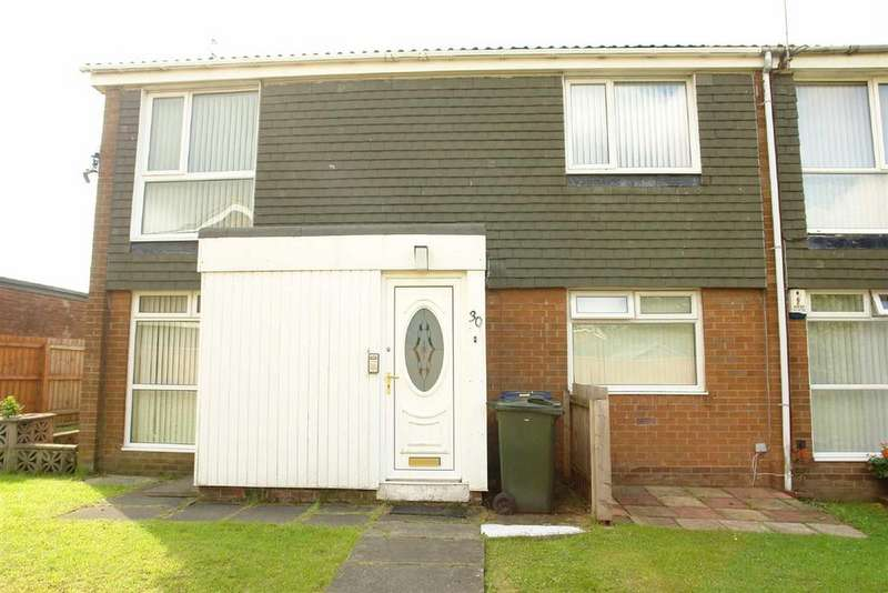 2 Bedrooms Flat for rent in Soulby Court, Kingston Park, Newcastle Upon Tyne